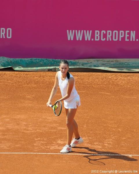 BCR Open 2012: Diana Buzean