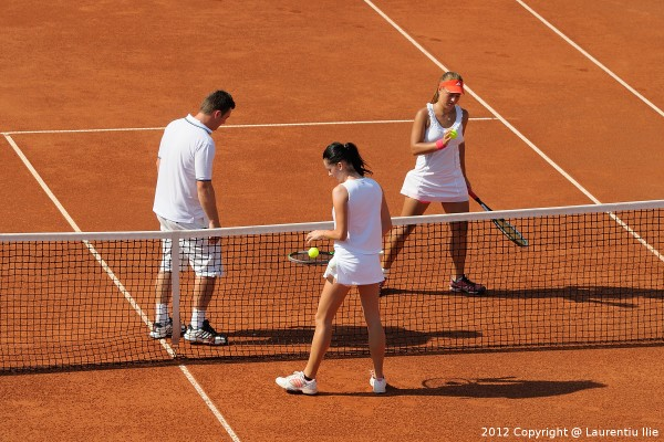 BCR Open 2012, cu Diana Buzean vs. Elena Teodora Cadar
