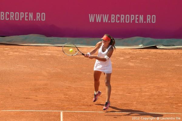 BCR Open 2012: Elena Teodora Cadar