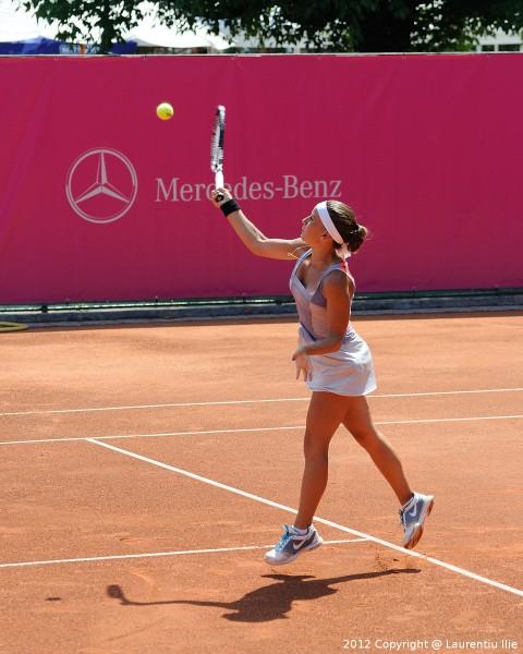 BCR Open 2012 Irina Maria Bara